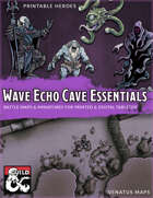Wave Echo Cave Encounter Essentials