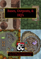 Homebase & HQ Map Pack Vol. 1