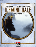 DC-PoA Journey to Adventure: Icewind Dale