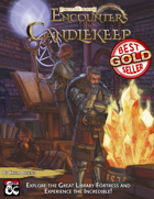 Encounters in Candlekeep