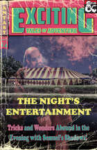 Exciting Tales of Adventure #4: The Night's Entertainment