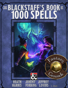 The Blackstaff's Book of 1000 Spells (Fantasy Grounds)
