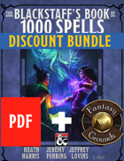 Blackstaff's Book of 1000 Spells (PDF+Fantasy Grounds) [BUNDLE]