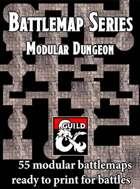 Battlemaps - Modular Dungeon