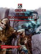 Order of the Blood Spirits
