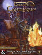 Encounters in Candlekeep (Fantasy Grounds)