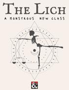 The Lich Class