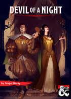 Devil of a Night, a Waterdeep: Dragon Heist Side Quest