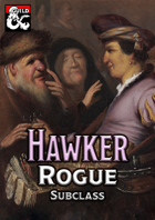 Hawker - Rogue Subclass