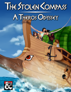 The Stolen Compass: A Theros Odyssey