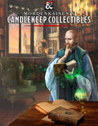 Mordenkainen's Candlekeep Collectibles