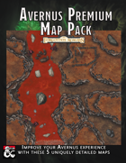 Avernus Premium Map Pack
