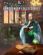 Mordenkainen's Candlekeep Collectibles (Fantasy Grounds)