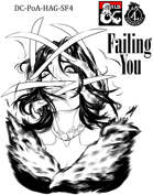 DC-PoA-HAG-SF4 Failing You