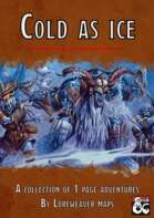 Loreweaver Adventure Pack 2: Cold as Ice