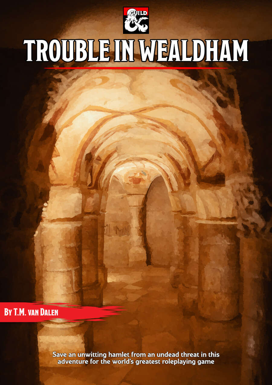 Cover of Trouble in Wealdham
