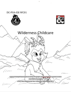 DC-PoA-EK-WC01 Wilderness Childcare