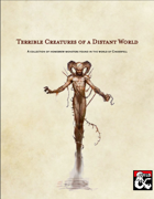 The Warmagi - Terrible Creatures Preview