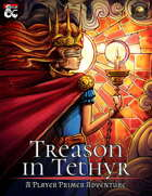 Treason in Tethyr: A Player Primer Adventure (Fantasy Grounds)