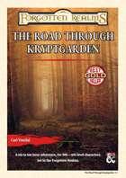 The Road Through Kryptgarden