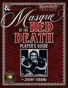 Masque of the Red Death Player's Guide (Fantasy Grounds)