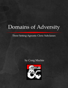 Domains of Adversity