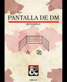 PANTALLA DE DM IMPRIMIBLE ESPAÑOL
