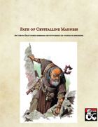 Path of Crystalline Madness - Barbarian