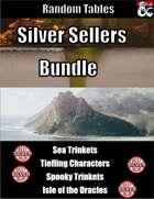 Silver Sellers - Random Tables [BUNDLE]