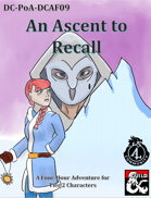 DC-PoA-DCAF09 An Ascent to Recall