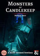 Monsters of Candlekeep
