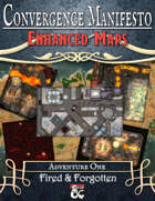Convergence Manifesto Enhanced Map Pack: Adventure 1