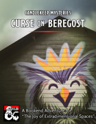 Curse on Beregost - A Candlekeep Mysteries Bookend