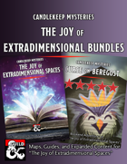 The Joy of Extradimensional Spaces [BUNDLE]