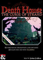 Curse of Strahd - Death House - TaleSpire Edition