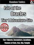 Isle of the Oracles - Tier 1 Adventure Site