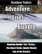Adventure Sites Bundle - Tier 1 [BUNDLE]