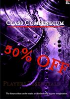Class Compendium [BUNDLE]