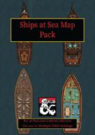 Ships at Sea Map Pack