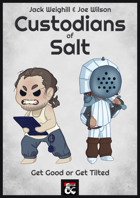 Custodians of Salt