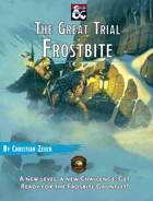 The Great Trial: Frostbite (Fantasy Grounds)