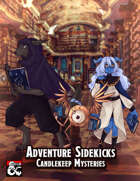 Adventure Sidekicks: Candlekeep Mysteries