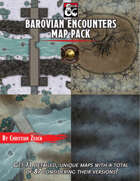Barovian Encounters Map Pack (Fantasy Grounds)
