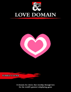 The Love Domain for Clerics [D&D 5e (2021)]