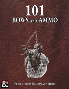 101 Bows and Ammo