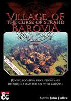 Curse of Strahd - Village of Barovia - TaleSpire Edition