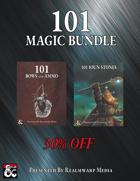 101 Magic Items Series [BUNDLE]
