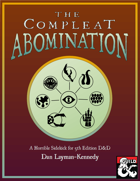 The Compleat Abomination