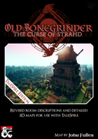 Curse of Strahd - Old Bonegrinder - TaleSpire Edition
