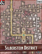 Elven Tower - Silberstein District | Stock City Map